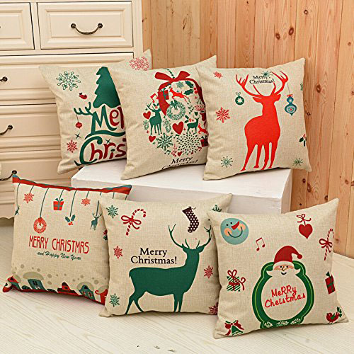 santa-series-cotton-throw-pillow-case-for-christmas-indoor-decor