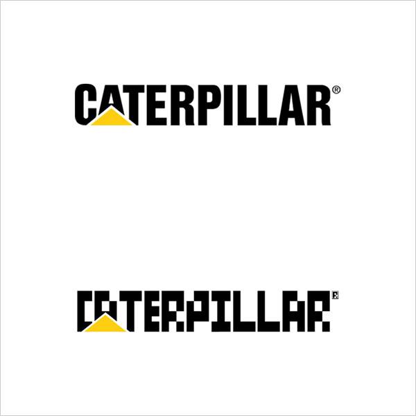 caterpillar-pixel-logo