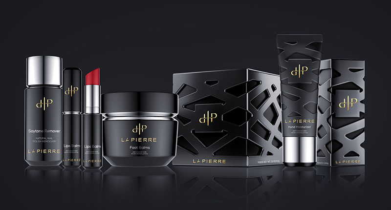lapierre-cosmetics-packaging-design