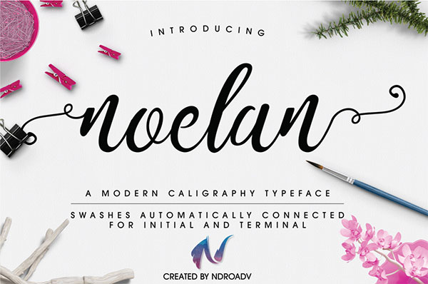 noelan-free-font-download