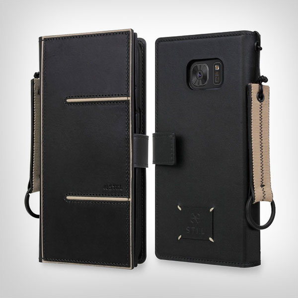 Beautiful-Samsung-Galaxy-S7-Leather-Case---Card-Slots---Wallet-Case