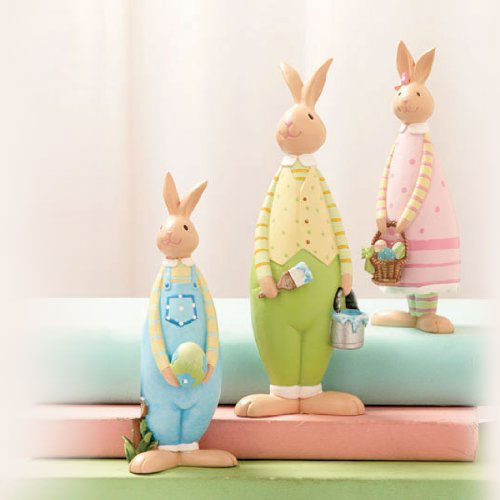 20 cute easter decorations baskets bunnies eggs to buy Images for easter decorations