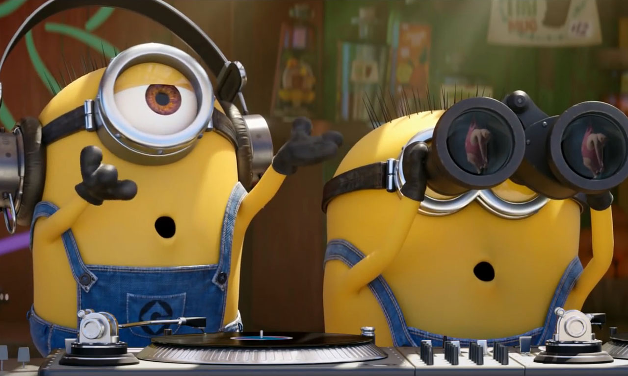 despicable me 3 2017 movie | gru & minions desktop wallpapers hd