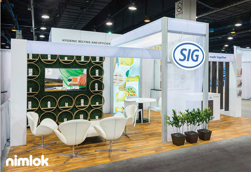 20 Exceptional Trade Booth Display Design Ideas & Plan Views For 3D ...