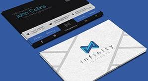 free-modern-business-card-design-template-logo-design-template