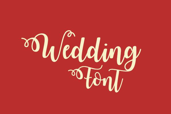 Free-Wedding-Card-Font-2017