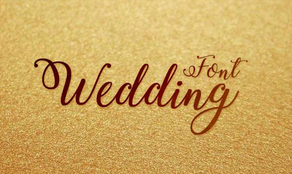 Free-Wedding-font-2017