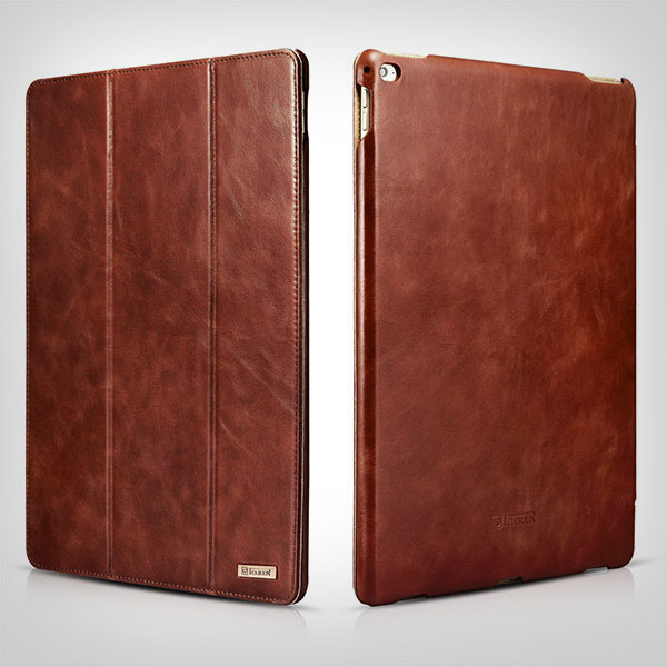 iPad-Pro-Leather-Case,-Vintage-Series-Genuine
