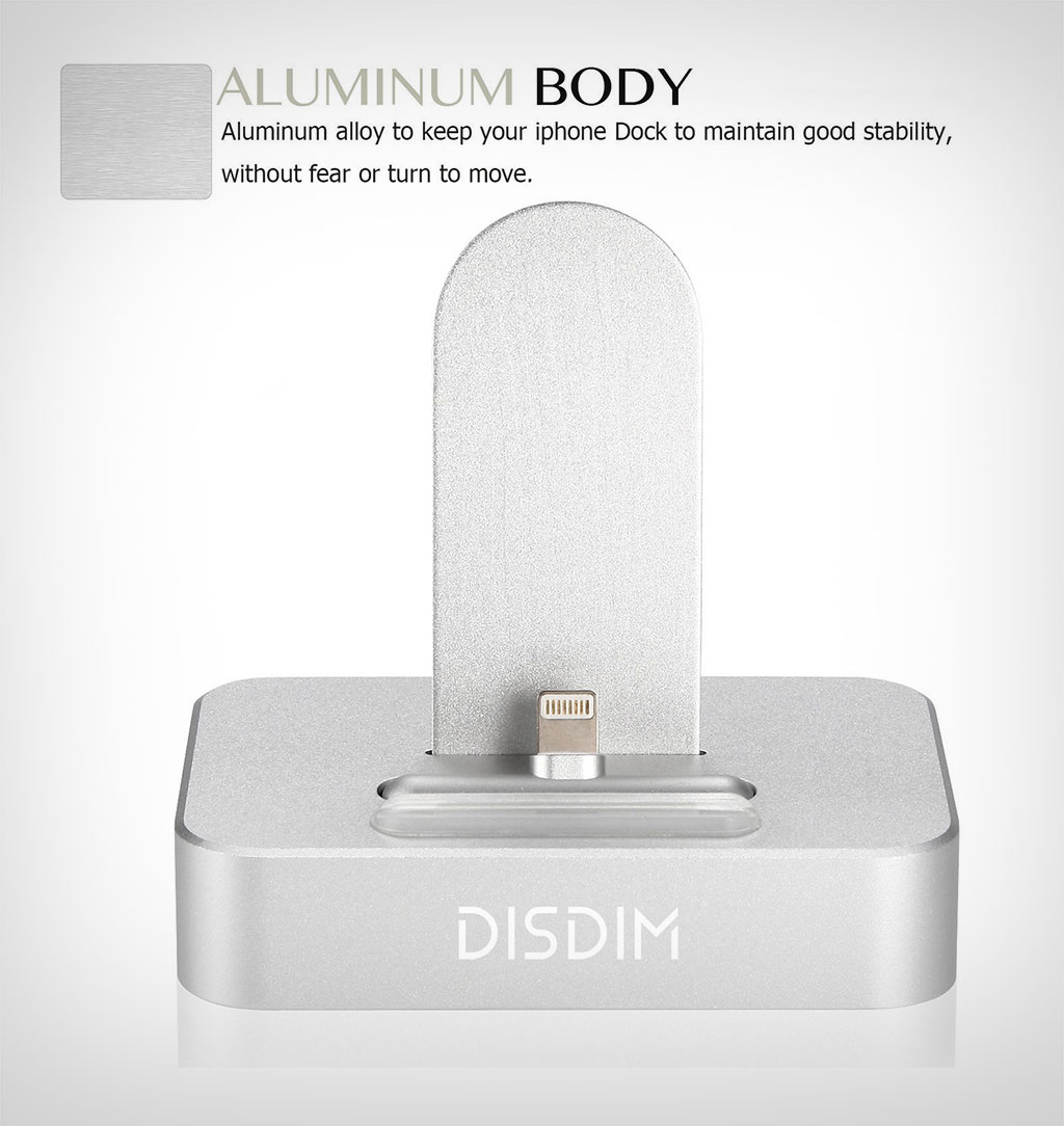 10 Best High Quality Charging Dock Stand For Iphone 6 6s