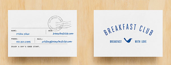 simple professional business card design ideas 2017 6 - Business Card Design Ideas