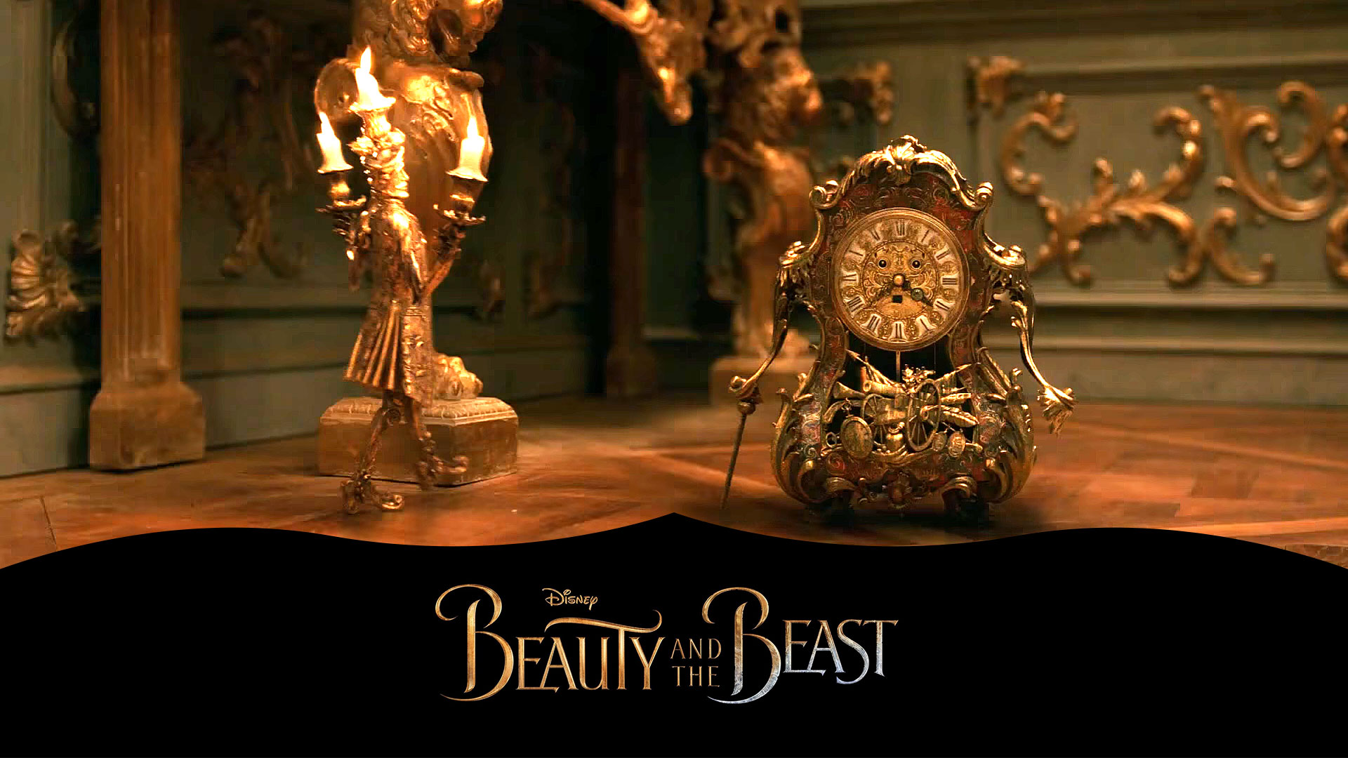 18 New Beauty And The Beast 2017 Movie Hd Desktop Wallpapers