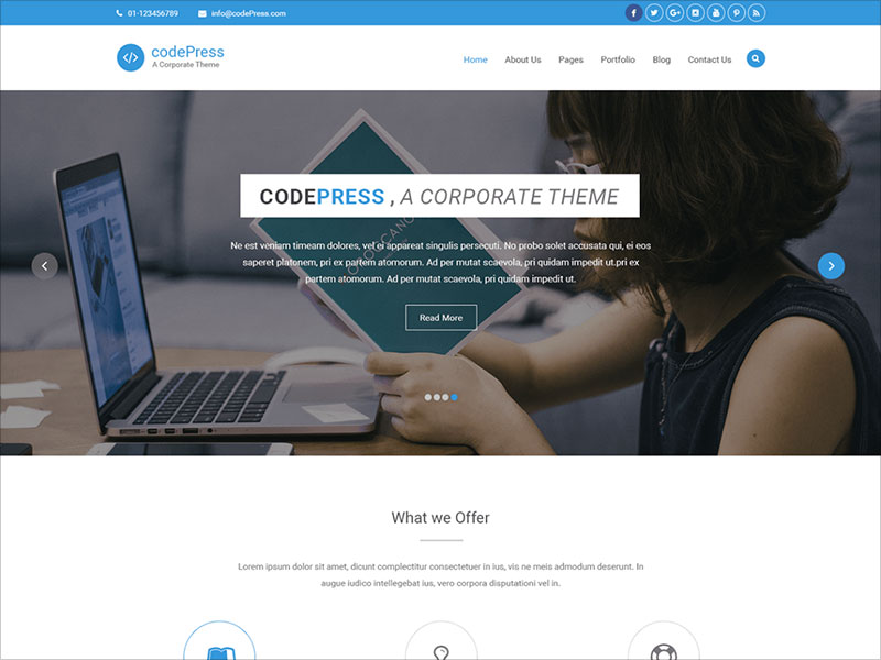 Codepress-Corporate-beautiful-Responsive-WordPress-Theme-2017