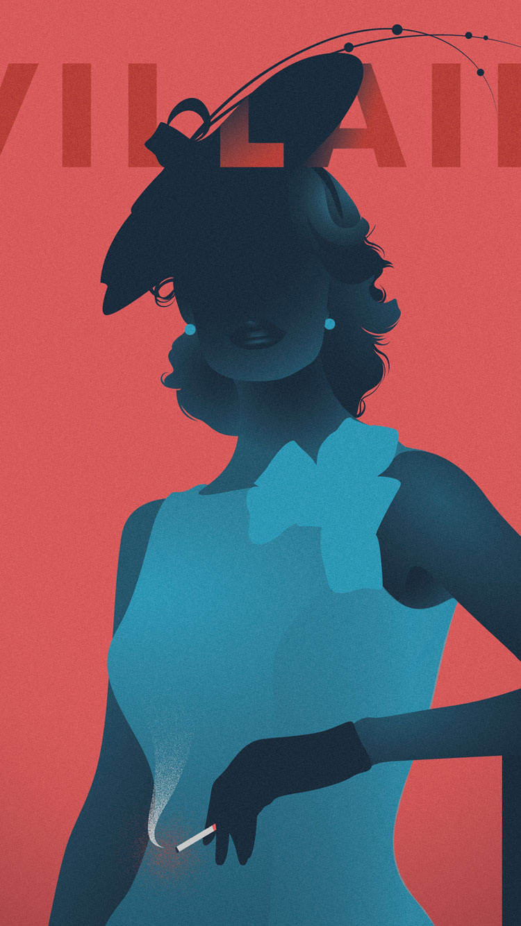 Cool-Girl-iPhone-Wallpaper