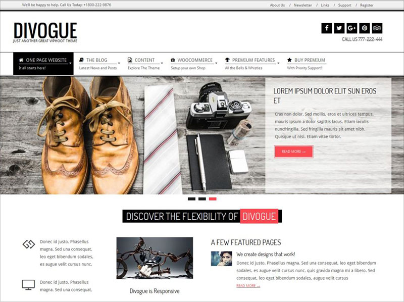 Divogue-modern-fashionable--stylish-Wordpress-theme-2017