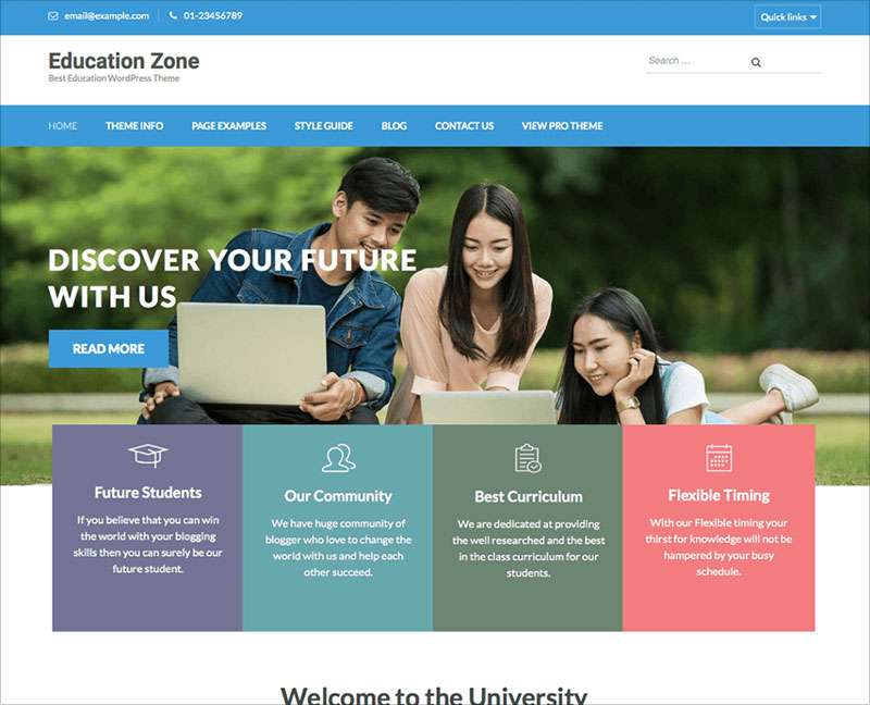 Education-Zone-professional-WordPress-Theme-2017