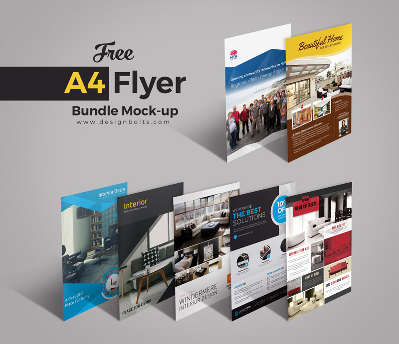 Free-A4-Flyer-Deal-Bundle-Preview-Mock-up-PSD