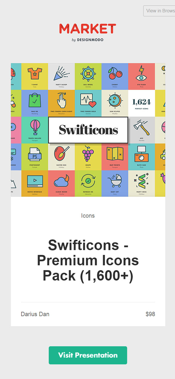 Icons-Email-Newletter-design-Inspiration