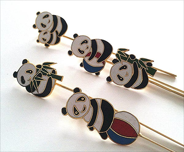 Panda-Bookmark-design-Ideas