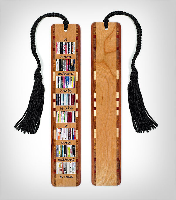 Quote-Wooden-Bookmark-Design