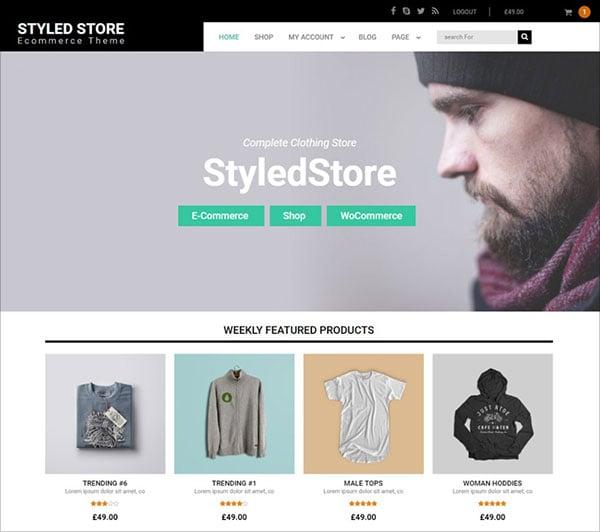 Styled-Store-elegant-WooCommerce-WordPress-theme-2017