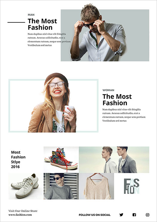 Modern-Flyer-Fashion-2017