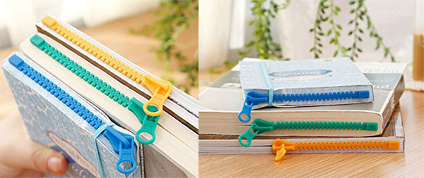 Zipper-Cool-Bookmark