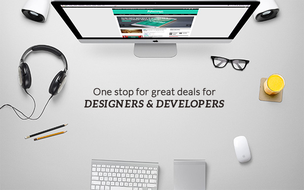 deals for web designers and developers