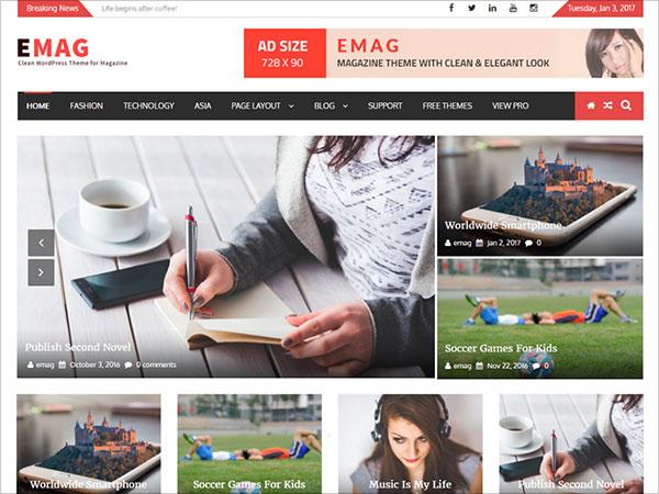 eMag,-professional-WordPress-Magazine-E-Commerce-Theme-2017