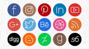 20-Free-Thin-Social-Media-Icons-2017-2