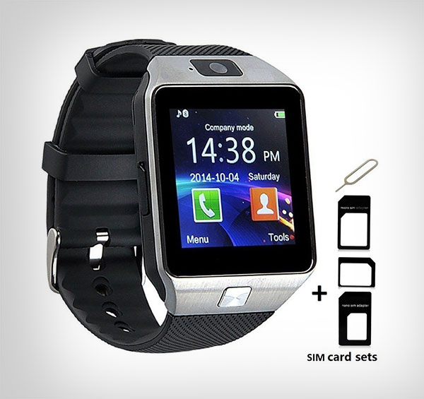 Aifand-DZ09-Bluetooth-Touch-Screen-Smart-Wrist-Watch