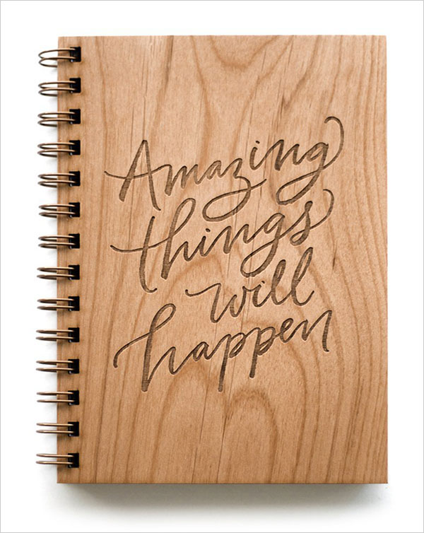 Amazing-Things-Will-Happen-Wood-Journal