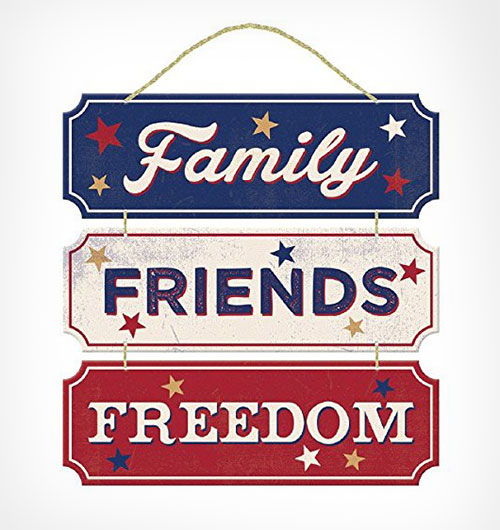 Amscan-Americana-Fourth-of-July-Party-Friends-Decoration