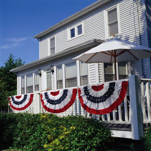 Amscan-Stars-&-Stripes-4th-of-July-Large-Star-Bunting-Banner-Decoration-2