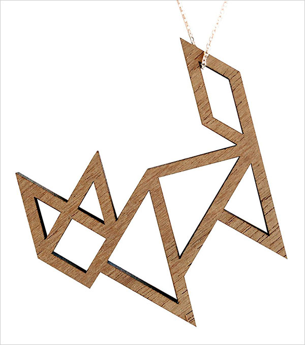 Cat-Tangram-Necklace