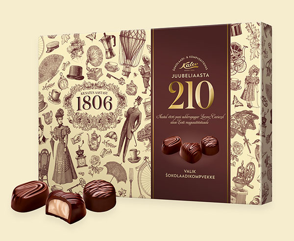 Chocolate-Packaging-Design-for-210-anniversary