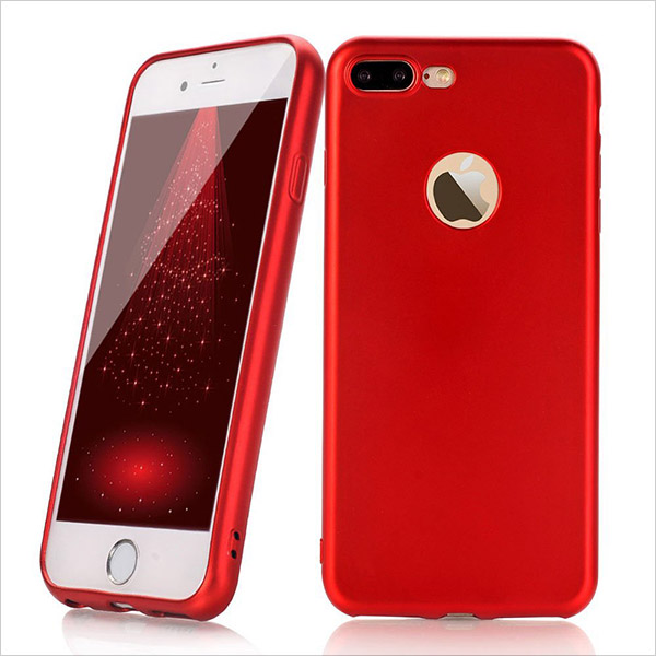 Fashion-Gloss-Red-iPhone-7-Plus-Case
