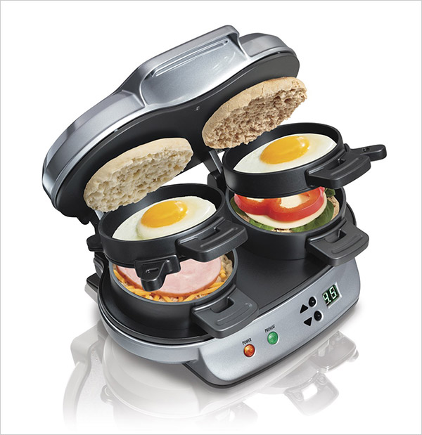 Hamilton-Beach--Dual-Fast-Breakfast-Sandwich-Maker