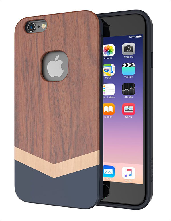 Phone-6-Plus-Handmade-Natural-Wood-Slim-Hard-Cover-2