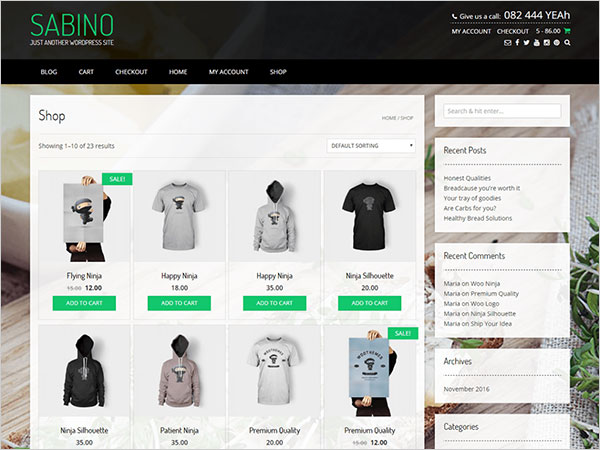 Sabino-creative-multipurpose-eCommerce-WooCommerce-WordPress-theme