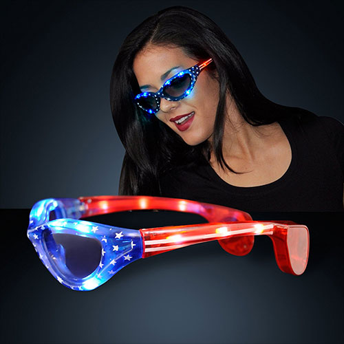 Stars-&-Stripes-American-Flag-Light-Up-LED-Sunglasses