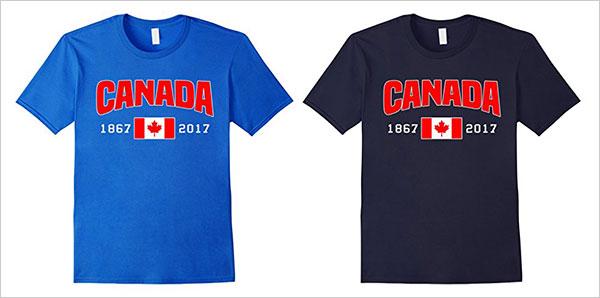 150-Year-Canada-T-Shirt