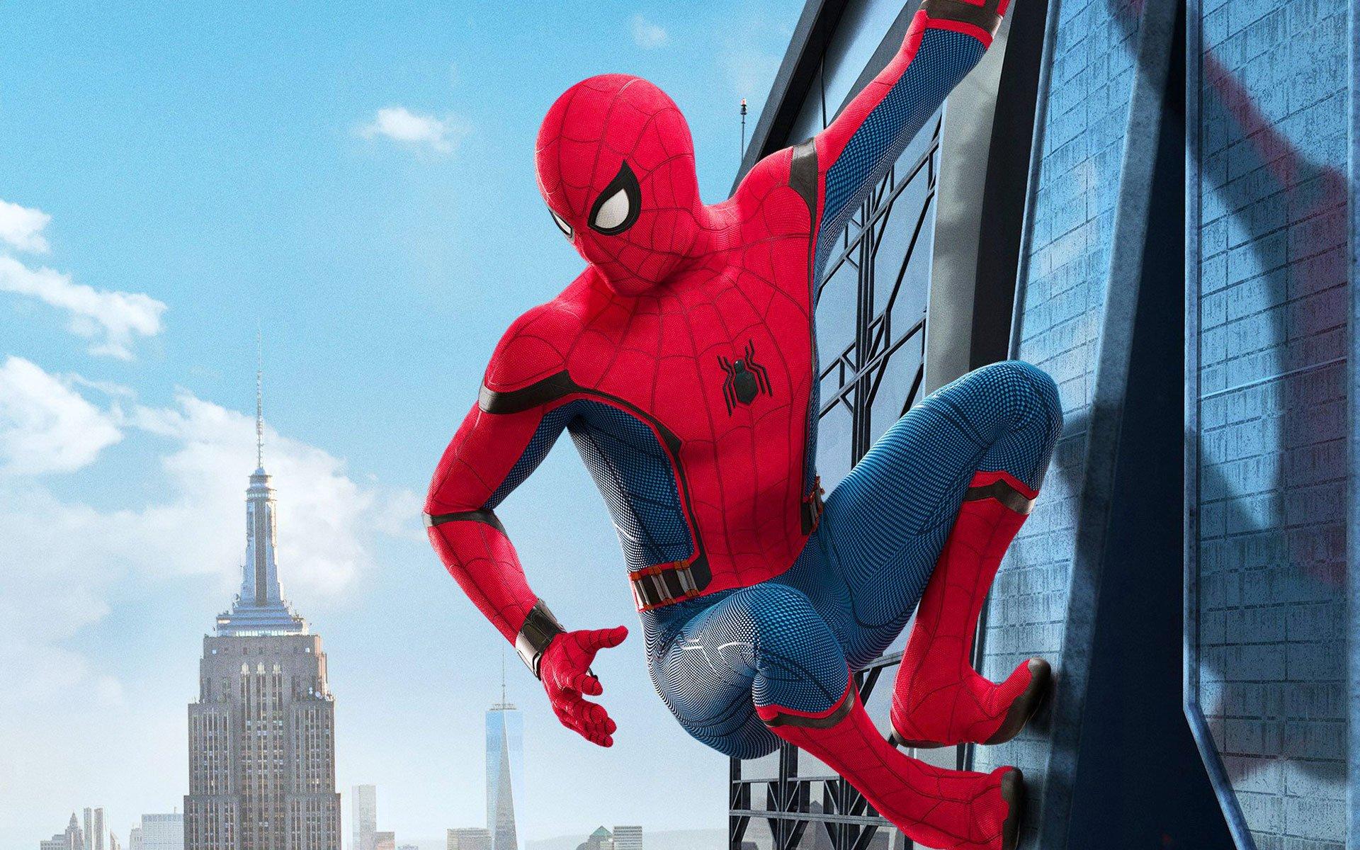 Spider Man Homecoming 2017 Movie Desktop Wallpapers Hd