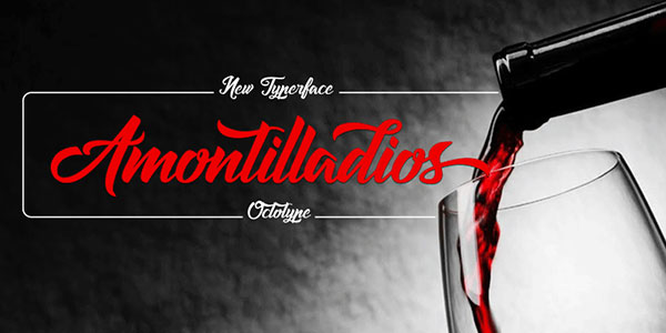 Amontilladios-Free-Modern-Calligraphy-Font-2017