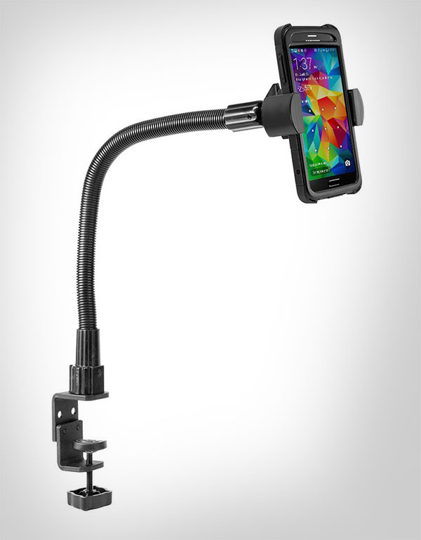 Arkon-RoadVise-Phone-Clamp-Mount-with-Gooseneck-for-iPhone-7-6S-6-Plus-iPhone-7-6S-6-Galaxy-S7-S6-Retail-Black