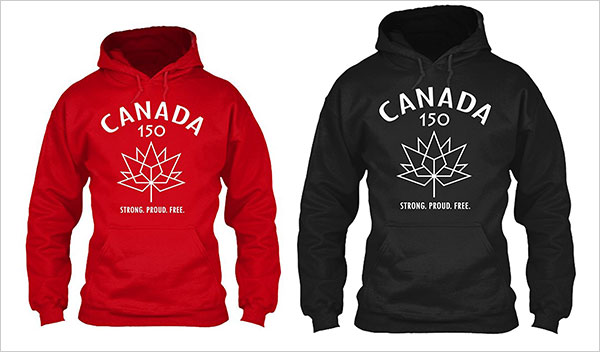 Buy-CANADA-150-Year-hoody-T-shirt-male