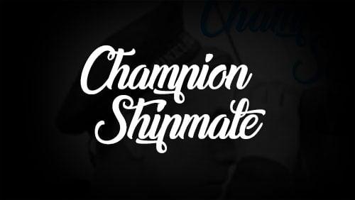 Champion Shipmate Free Script Font