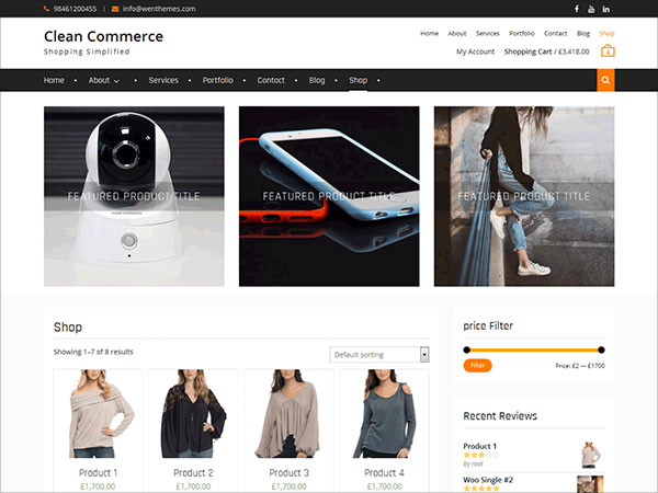 Clean-Commerce-simple-yet-modern-e-commerce-WordPress-theme