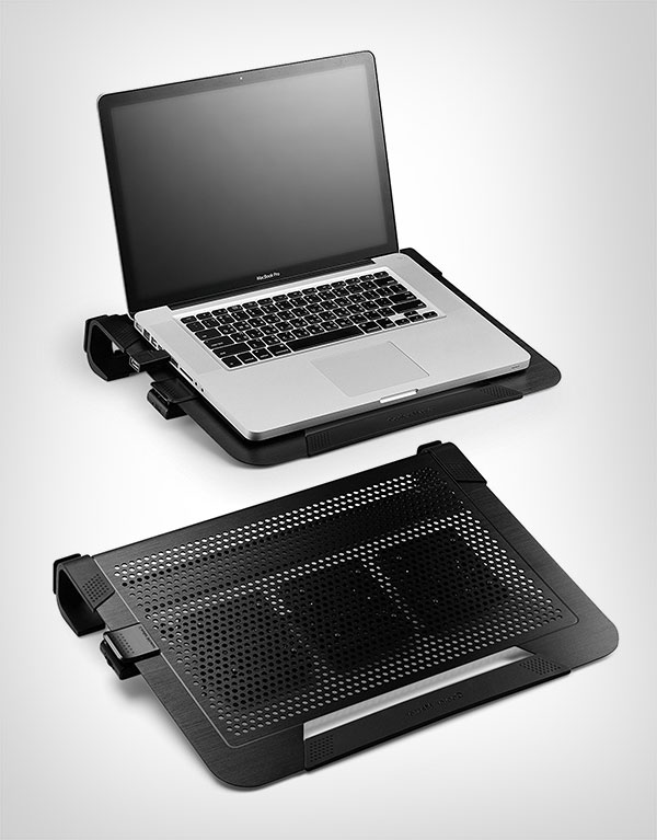 Cooler-Master-NotePal-U3-PLUS---Gaming-Laptop-Cooling-Pad-with-3-Moveable-High-Performance-Fans-2