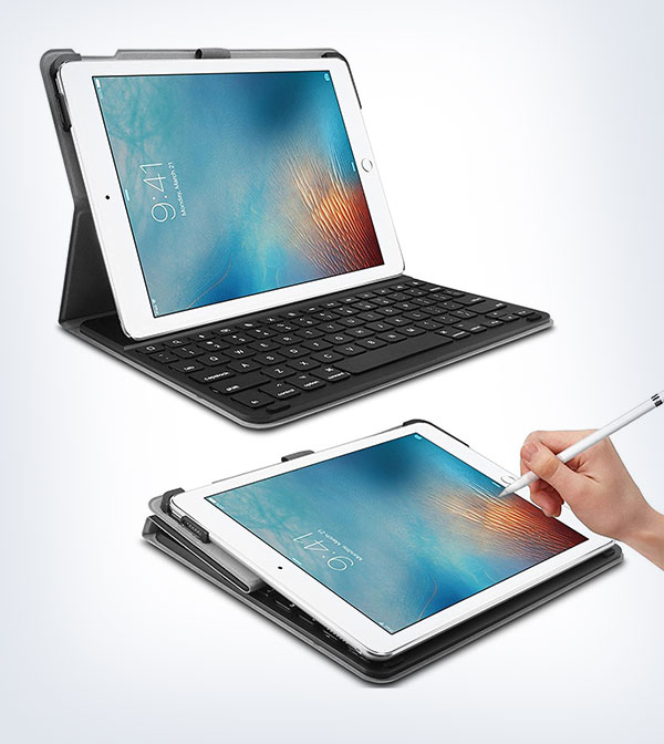 low priced 5cc3f 42d87 10 Best iPad Pro 9.7 & 12.9 Keyboard Case You Should Not Miss
