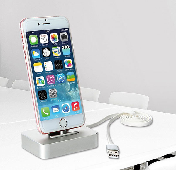 Kinbashi-Aluminum-Charging-Station-for-Apple-iPhone